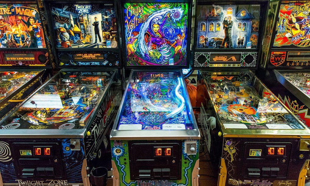 Pinball and House of Targ hot dogs… we are there! Image from hopesandfears.com