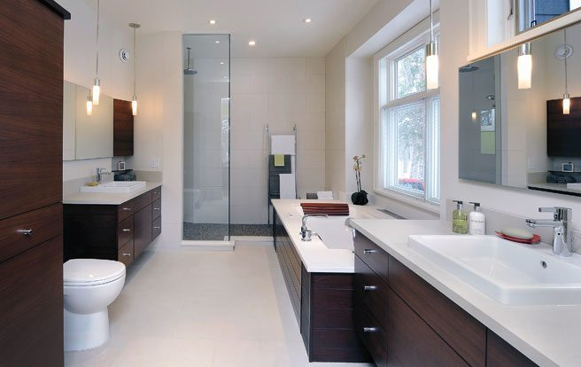 homes when it comes to designing his own bathroom designbuilder gerhard linse goes for modernity and luxury ottawa magazine - Bathroom Design Ottawa