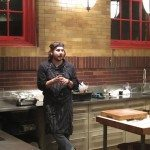 Wall offered chef tips and tricks for boosting umami in home cooking