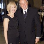 Laureen Harper with Peter Kent, Minister of Environment