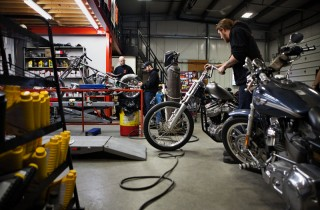 Summer Pursuits Zen And The Art Of Motorcycle Rebuilding