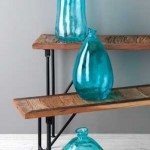 Morph recycled glass vases offer an organic shape and modern design. terra20, 2685 Iris St., 1-855- terra20, www.terra20.com.