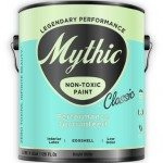 Mythic Paint is easy on the environment and non-toxic to you and yours. The Healthiest Home, 1523 Laperriere Ave., 613-715-9014, www.thehealthiesthome.com.