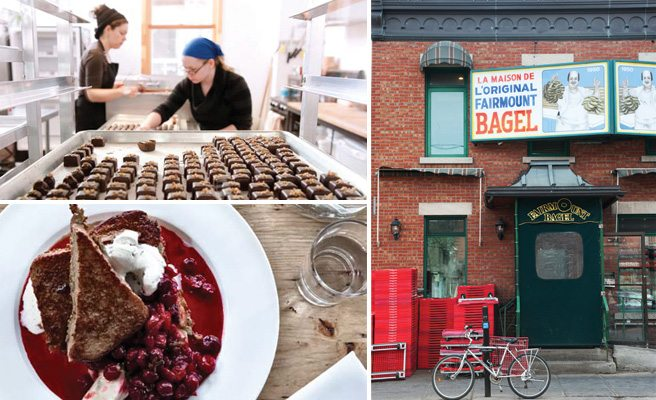 Frappé la rue: Forty-eight hours of food heaven in Montreal