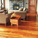 Flooring by Logs End