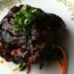 St. Ambroise Stout braised ribs