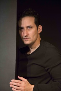 Raoul Bhaneja plays 17 roles in Hamlet [solo] at the NAC.