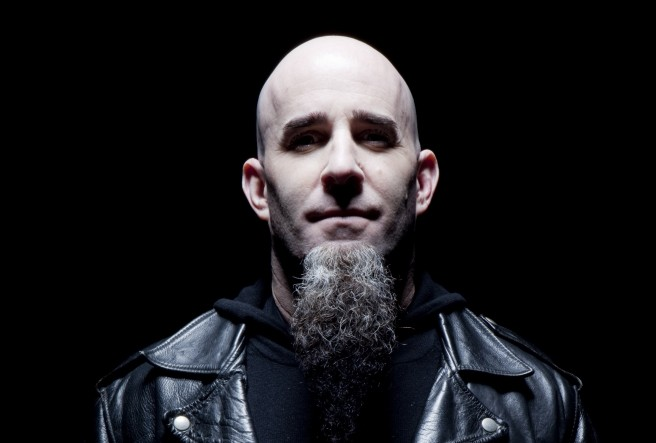 "Anthrax's Scott Ian on his ""swearing"" tour — a verbal history of his ""insane life"""