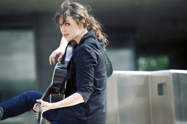 Amelia Curran, award-winning singer-songwriter from Newfoundland/Halifax plays at The Black Sheep Inn on Saturday, July 19