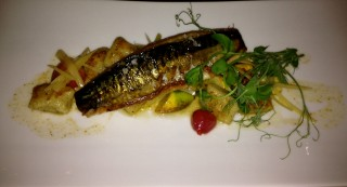 Smoked mackerel. Photo by Anne DesBrisay