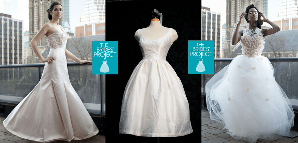 The giver say 39 donate 39 to the dress help homeless women for Donate wedding dress cancer