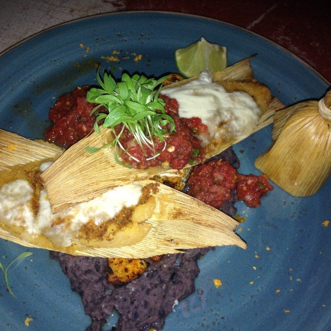Tamales. Photo by Anne DesBrisay