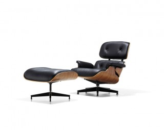 Rohan loves the Eames chair for its classic design