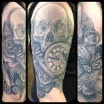 Tattoo by Tiffany Thornton