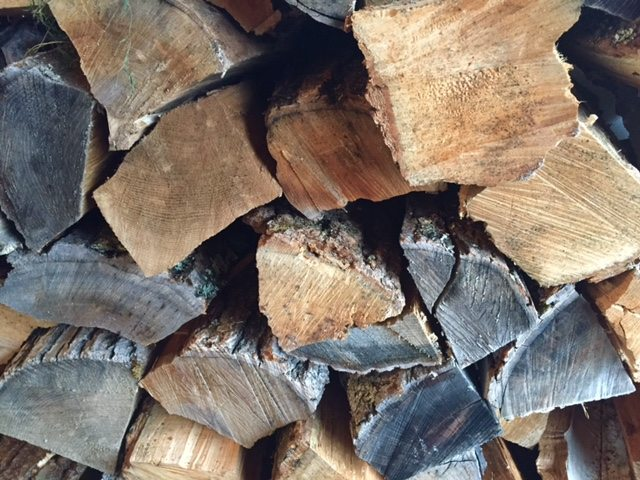 Got your firewood stacked? Winter is on the way!