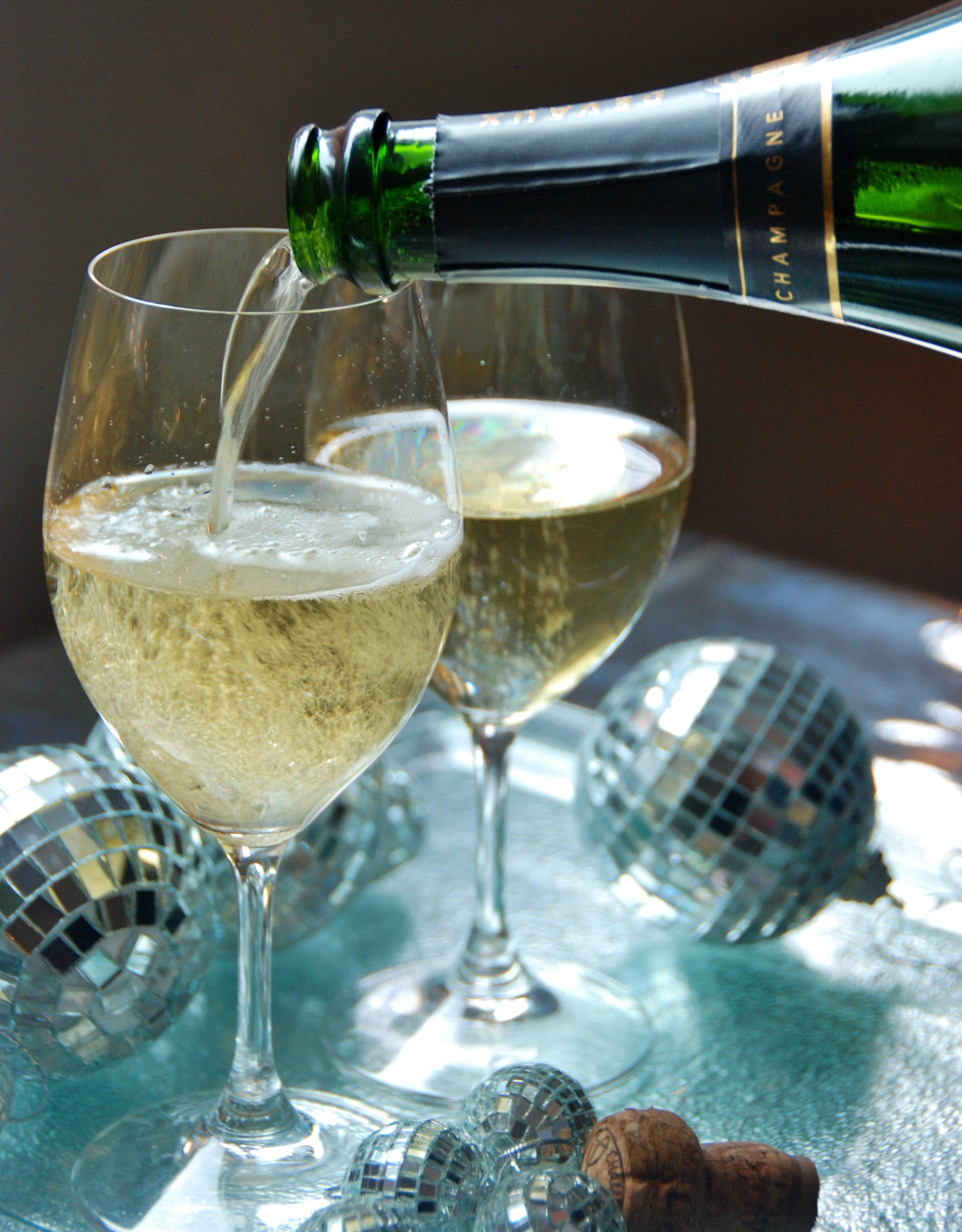 Ring in the new year with bubbles — some of Ottawa's top sommeliers have great recommendations. Photo by Katie Shapiro, Ottawa Magazine.