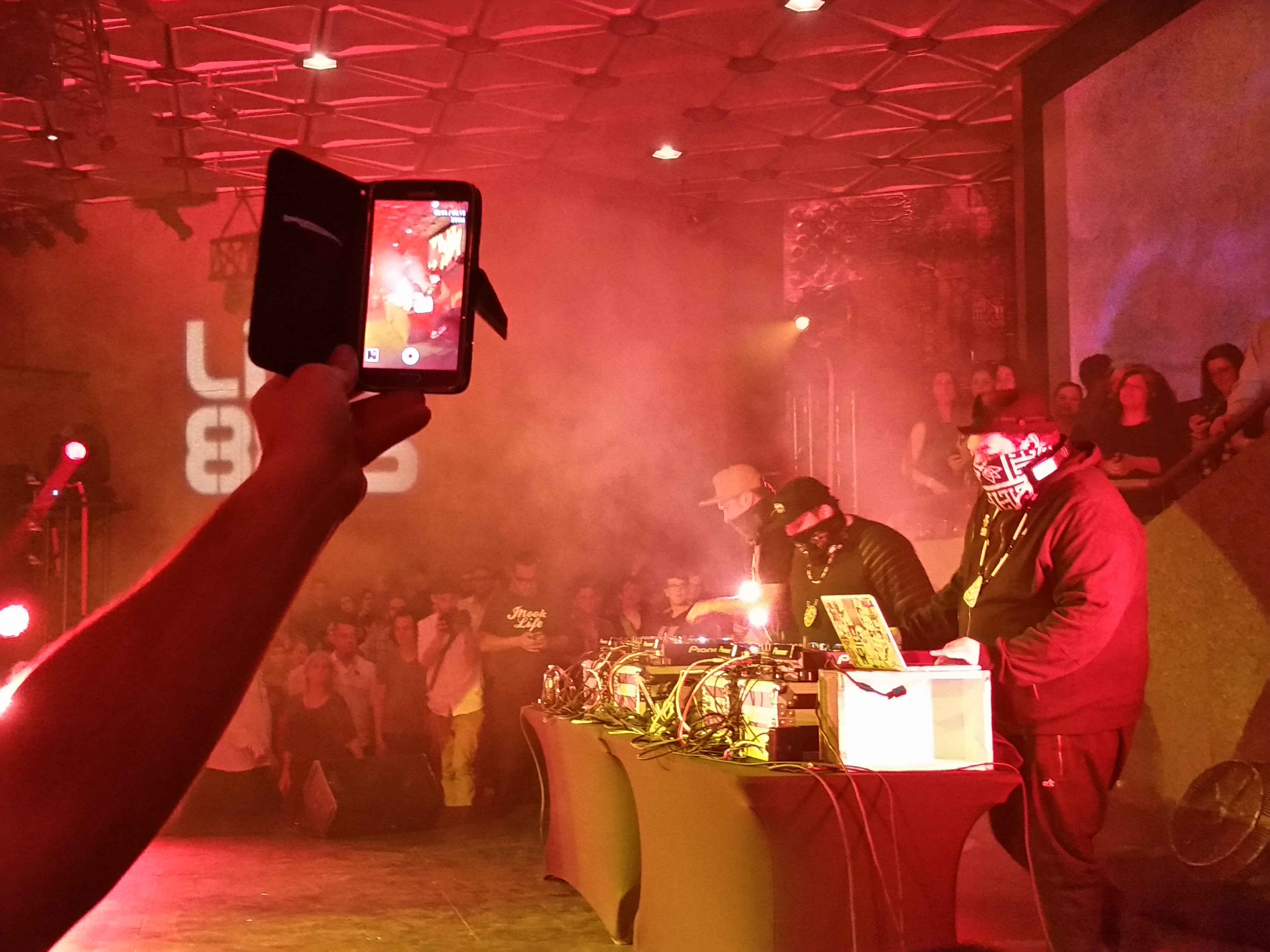 For many, A Tribe Called Red was the highlight of the evening. Photo by Karen Henderson, Ottawa Magazine.