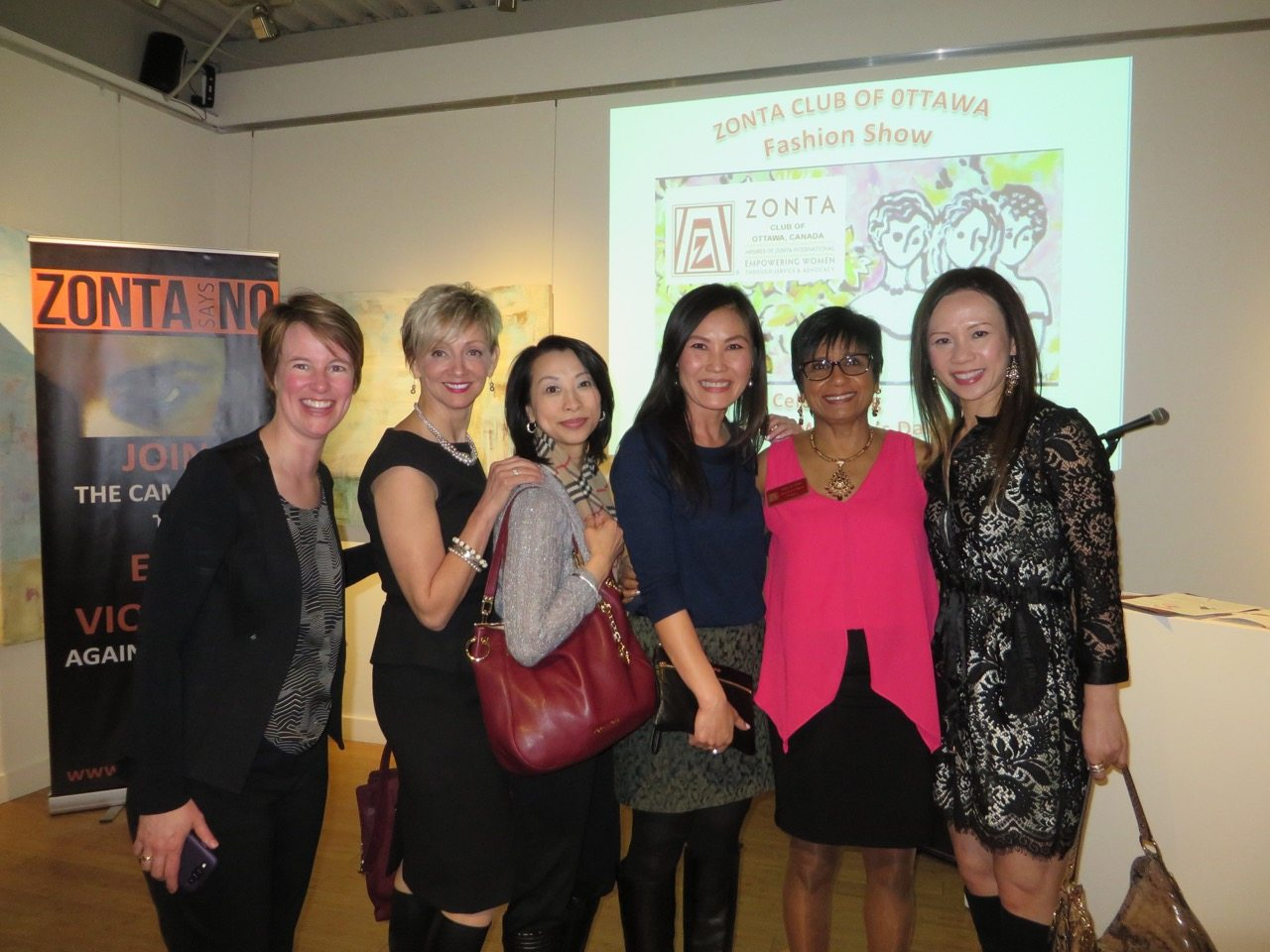 zonta, fashion, ottawa, fundraiser