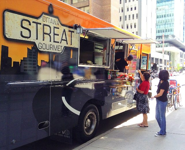 Streat Ottawa Food truck