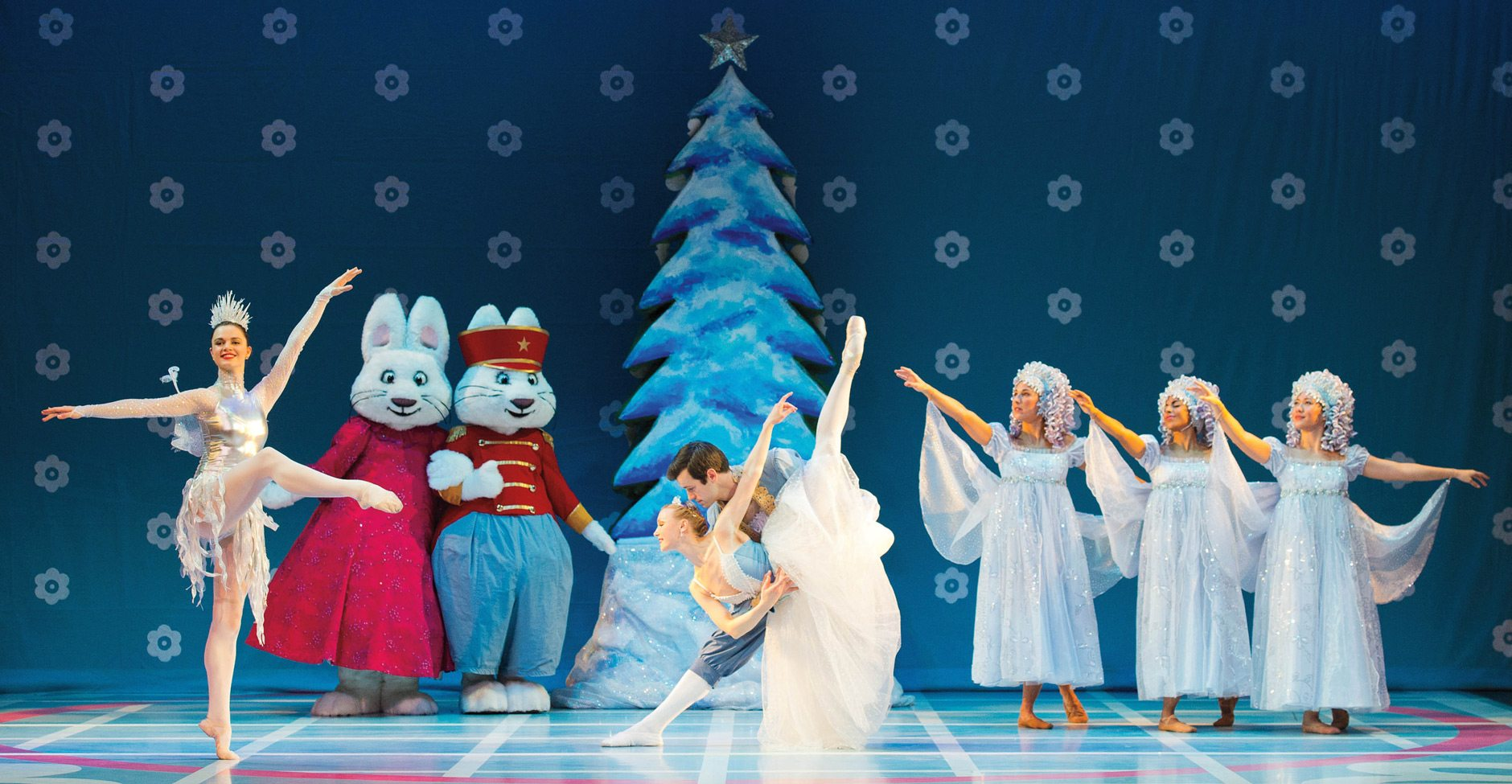 Max and Ruby's Nutcracker, at Centrepointe Theatre