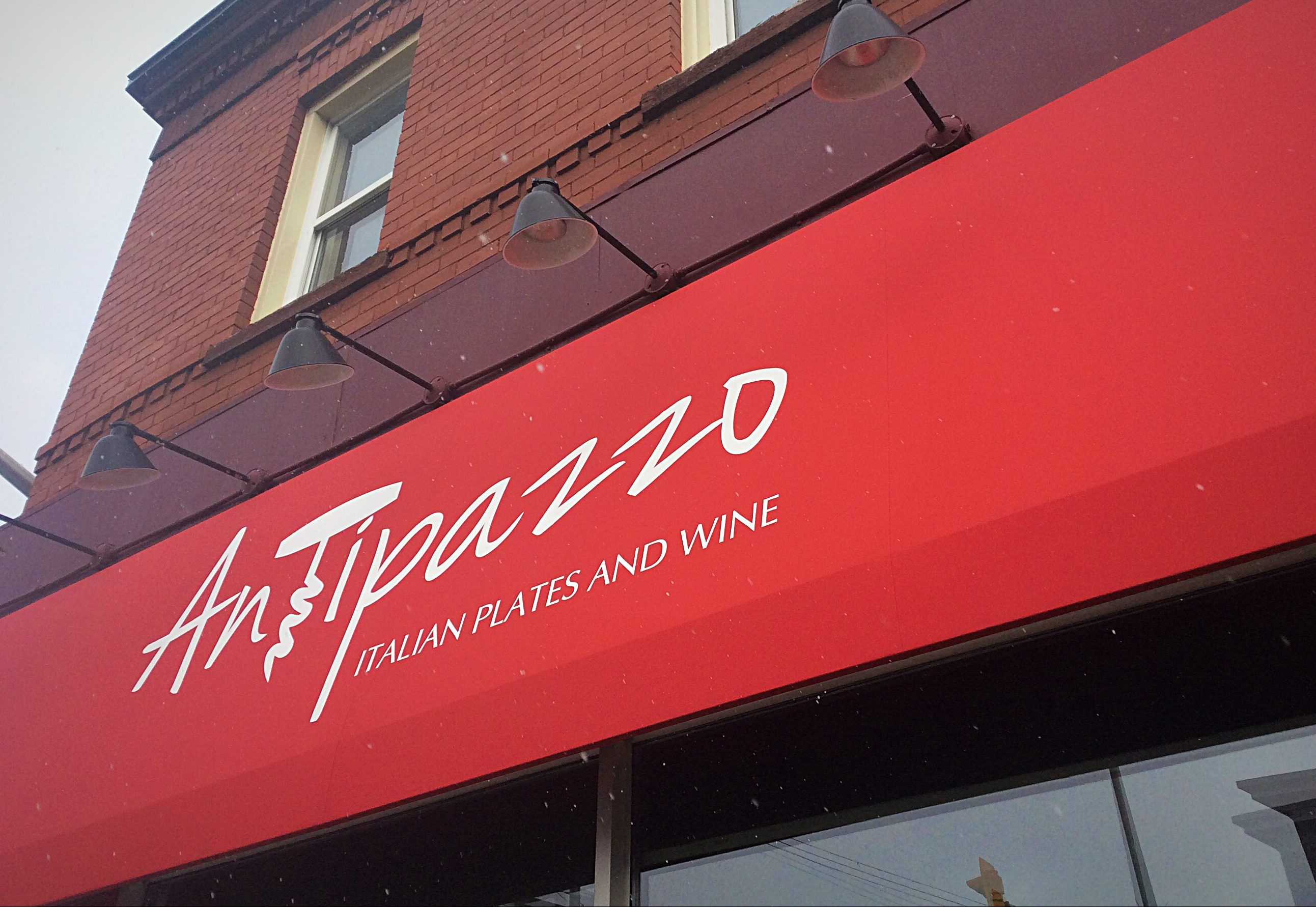Just two months after the closing of John Taylor's Genuine, restaurateur and sommelier Tony Irace has launched Antipazzo Italian Plates and Wine