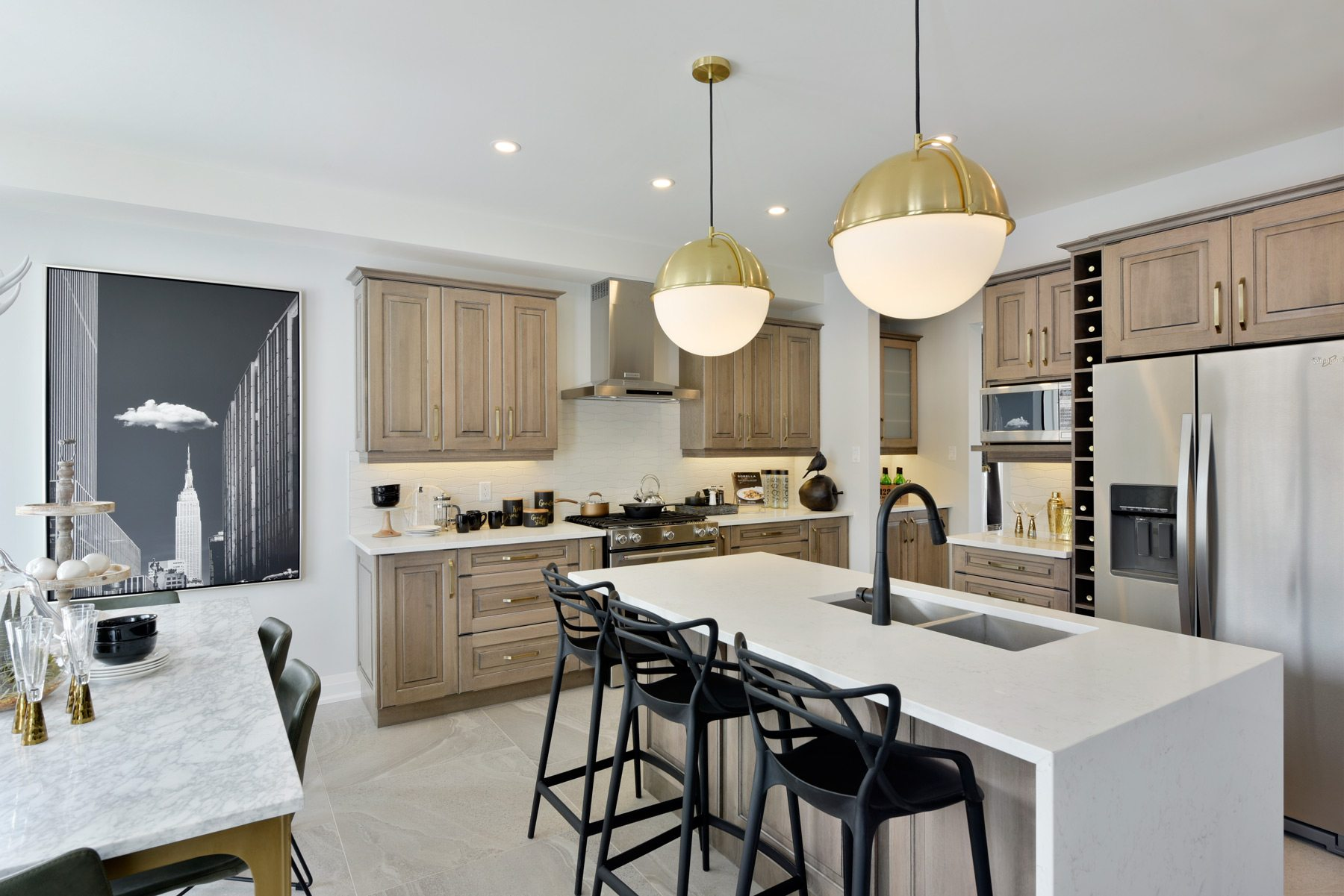 Minto's Elderberry kitchen. Photo: Gordon King Photography