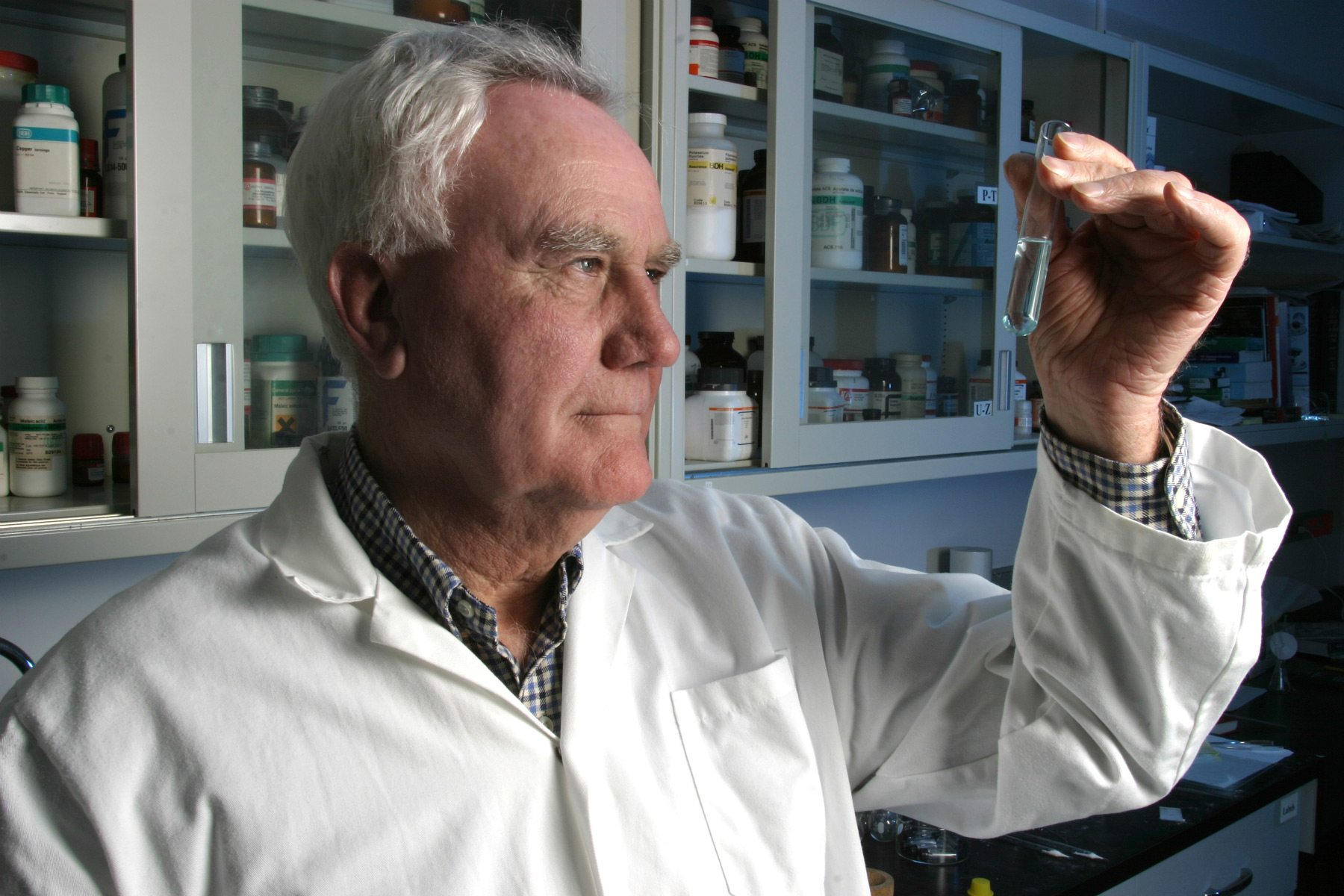 Dr. Jennings. Photo: Courtesy of National Research Council