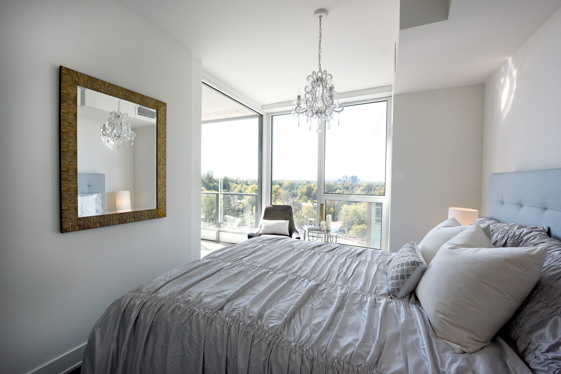 The Clifton suite's bedroom